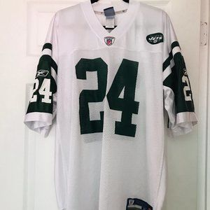 New York Jets NFL Legend Darrelle Revis #24 Jersey